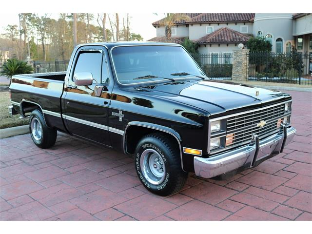 Picture of '84 Chevrolet C10 - $19,900.00 Offered by  - PGTY