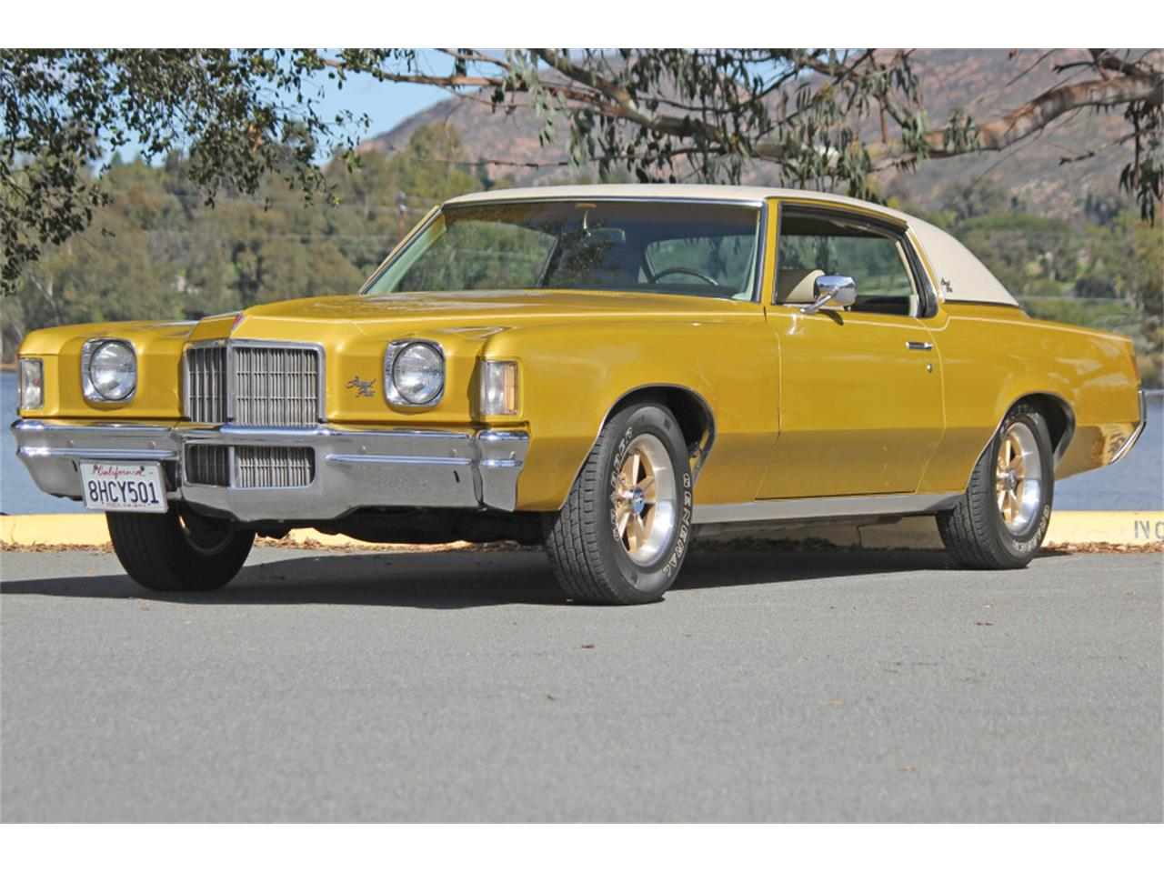 Large Picture of Classic '72 Pontiac Grand Prix located in California - $20,900.00 - PGU5