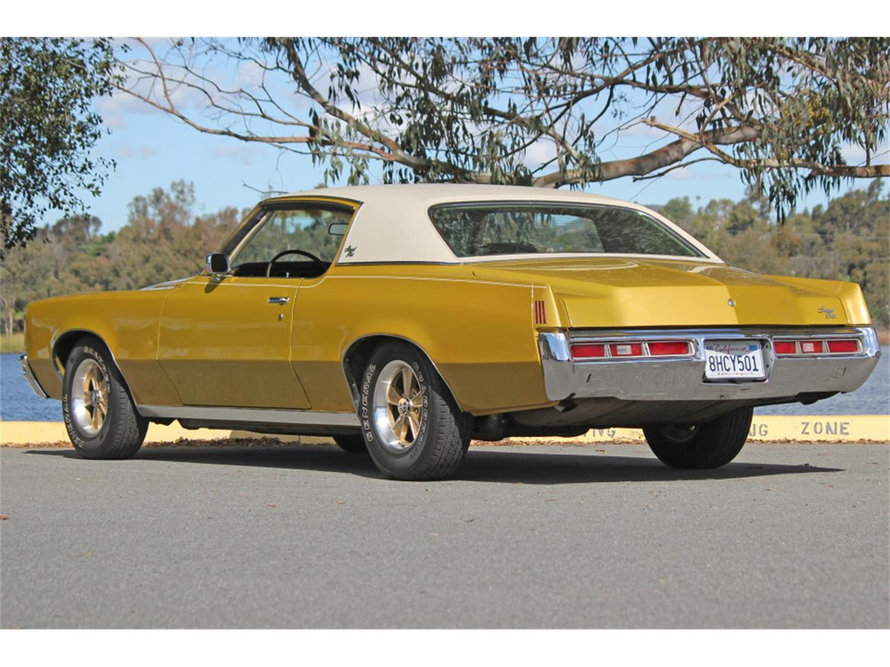 Large Picture of 1972 Pontiac Grand Prix located in SAN DIEGO  California - $20,900.00 Offered by Precious Metals - PGU5