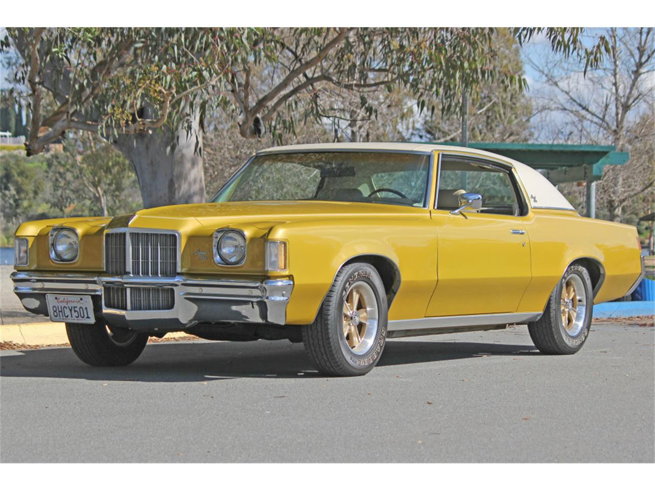 Large Picture of '72 Pontiac Grand Prix located in California - $20,900.00 - PGU5