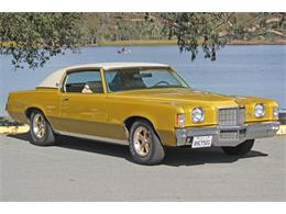 Picture of Classic '72 Pontiac Grand Prix Offered by Precious Metals - PGU5