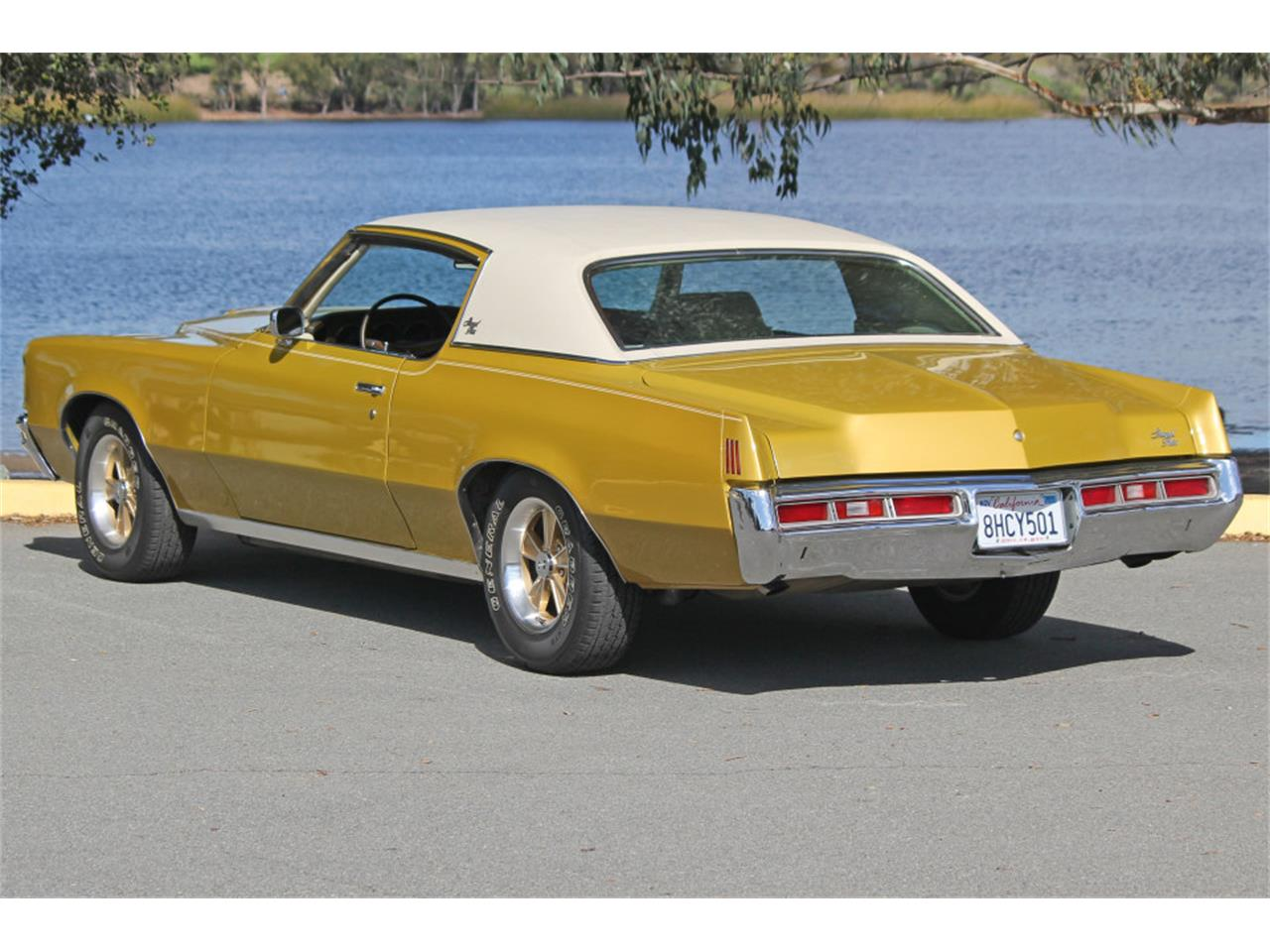 Large Picture of 1972 Pontiac Grand Prix located in SAN DIEGO  California Offered by Precious Metals - PGU5