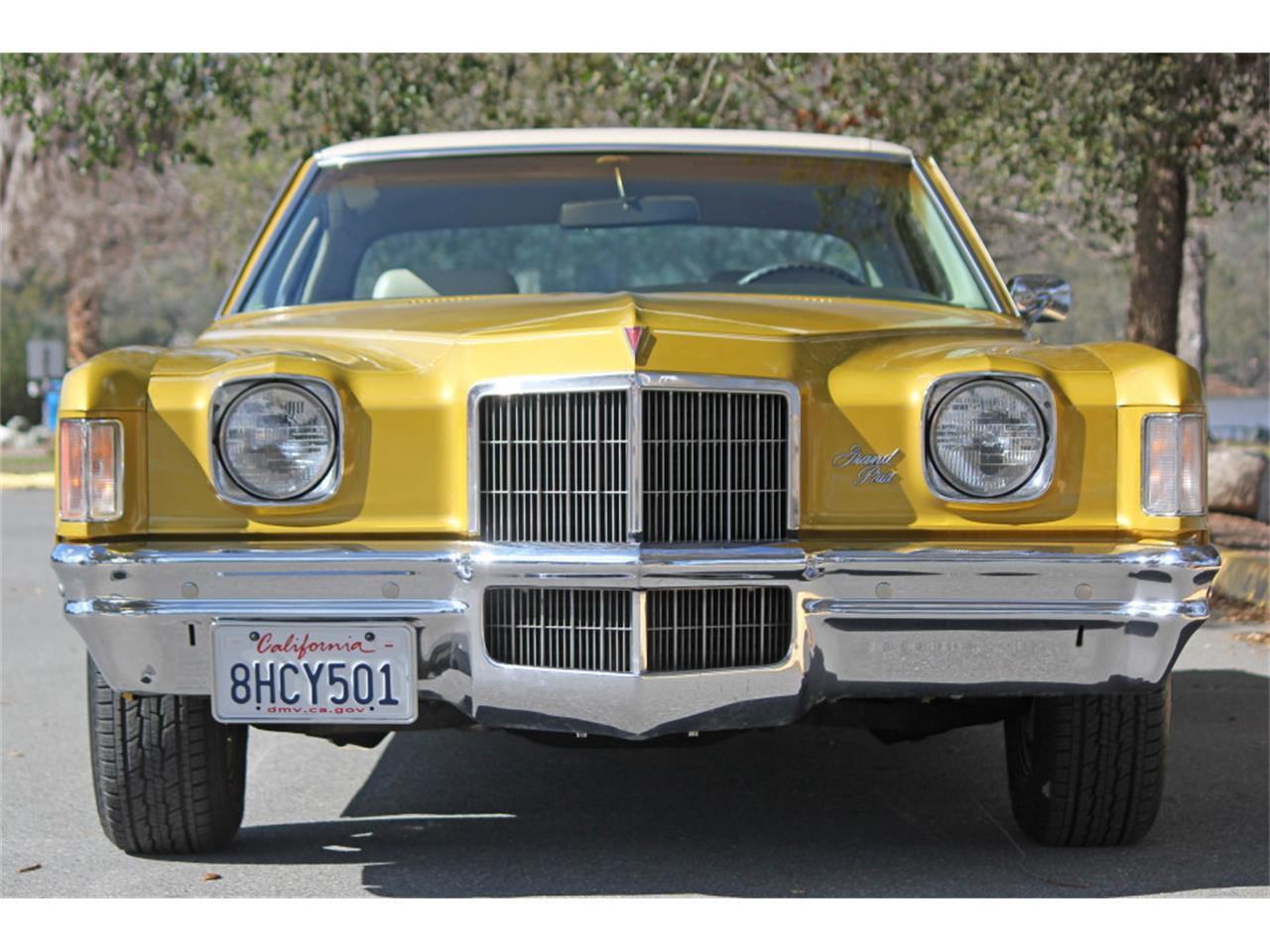 Large Picture of Classic 1972 Pontiac Grand Prix Offered by Precious Metals - PGU5