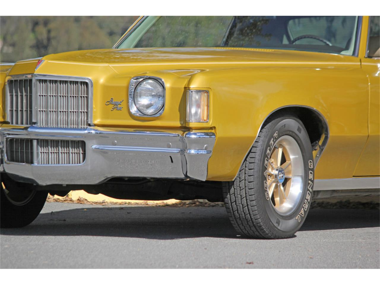 Large Picture of Classic 1972 Pontiac Grand Prix located in California - $20,900.00 - PGU5