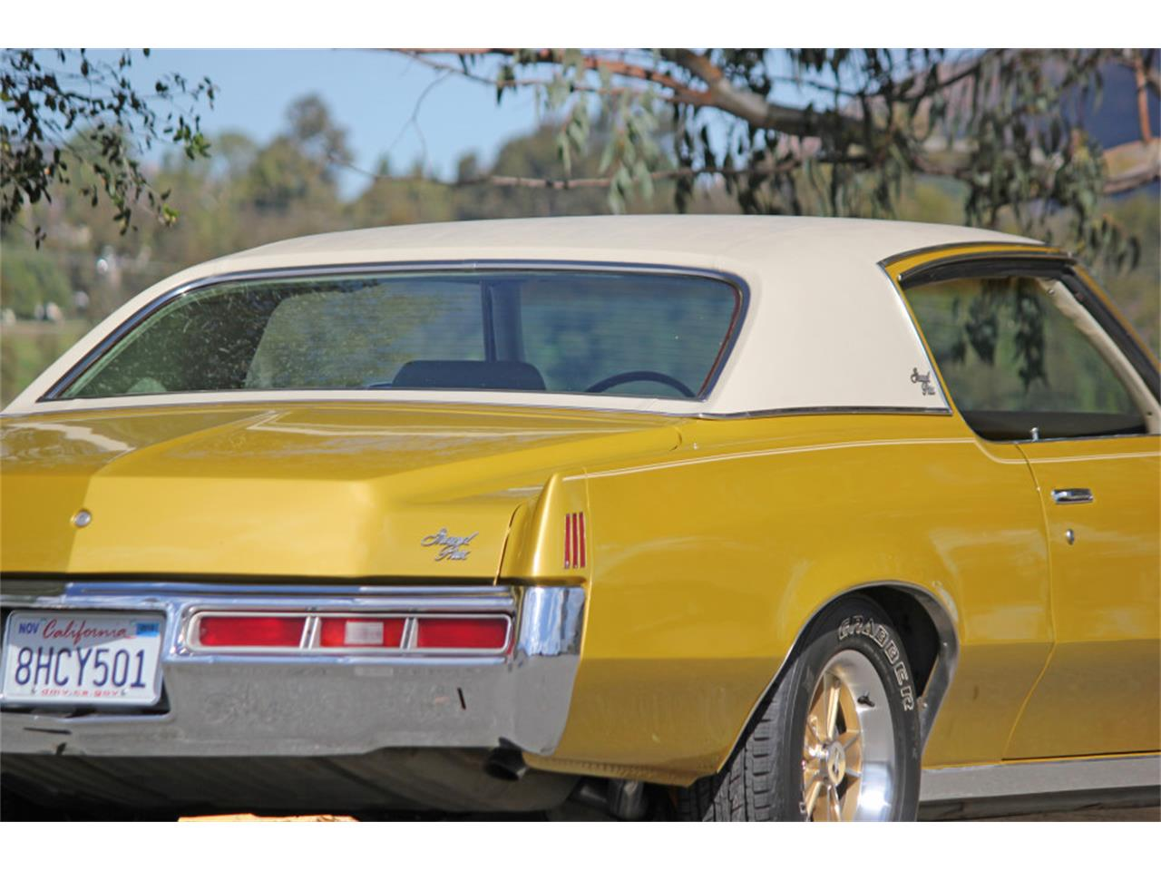 Large Picture of Classic '72 Grand Prix located in California Offered by Precious Metals - PGU5