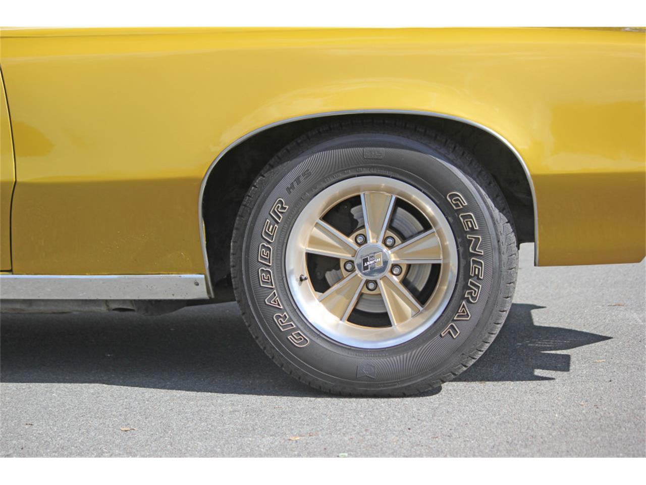 Large Picture of 1972 Pontiac Grand Prix - PGU5