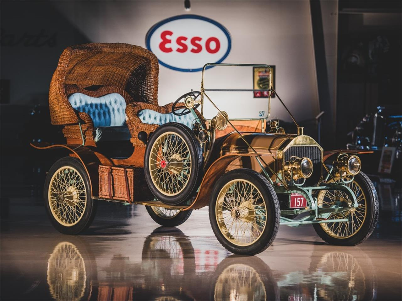 Large Picture of '11 Napier 15 HP Victoria Auction Vehicle Offered by RM Sotheby's - PGU7