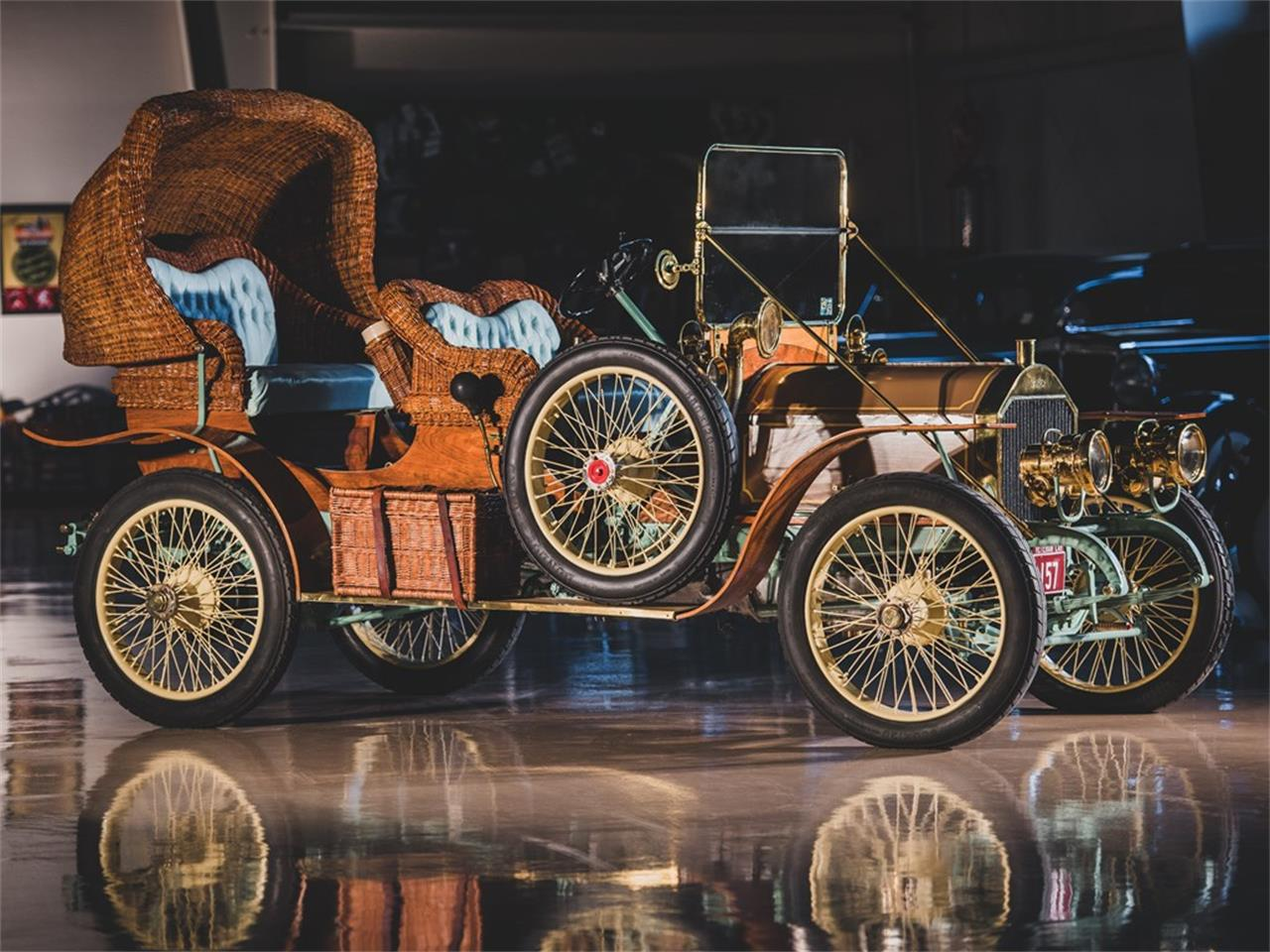 Large Picture of 1911 Napier 15 HP Victoria located in Amelia Island Florida Auction Vehicle Offered by RM Sotheby's - PGU7