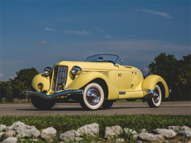 Picture of '35 Auburn Eight Custom Speedster Auction Vehicle - PGU8