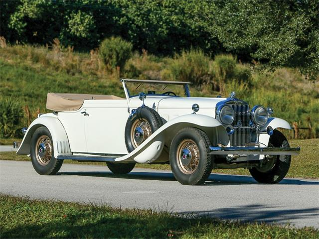Picture of '32 Stutz DV-32 Convertible Victoria Auction Vehicle Offered by  - PGUD
