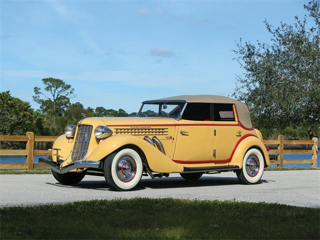Picture of '35 Eight Supercharged Phaeton Offered by  - PGUF
