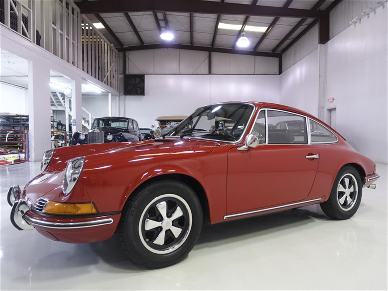 Large Picture of '69 911T - PGUG