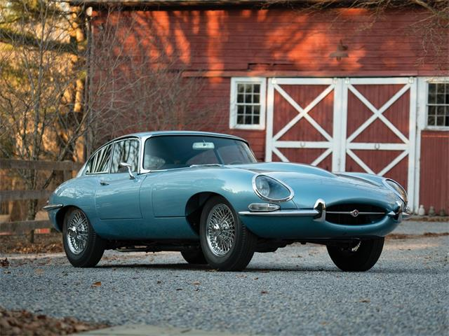Picture of Classic 1962 Jaguar E-Type Series 1 38-Litre Fixed Head Coupe located in Florida Auction Vehicle Offered by  - PGUI