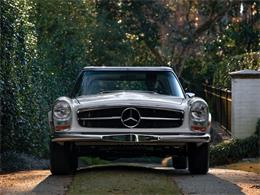 Picture of Classic 1968 280SL located in Amelia Island Florida Auction Vehicle - PGUM