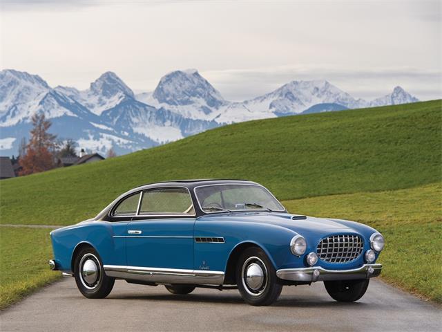 Picture of '52 Aurelia B52 Coupe located in Amelia Island Florida Offered by  - PGUN