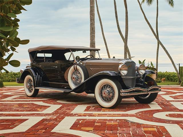 Picture of Classic '30 Duesenberg Model J 'Sweep Panel' Dual-Cowl Phaeton Auction Vehicle Offered by  - PGUQ