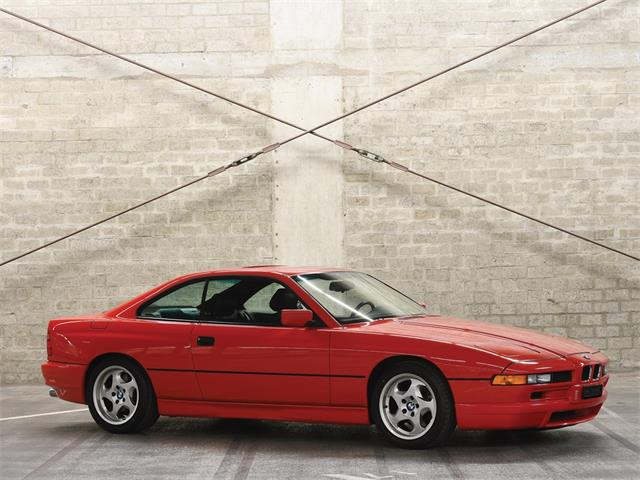 Picture of 1994 BMW 850CSi located in Amelia Island Florida Auction Vehicle Offered by  - PGUS