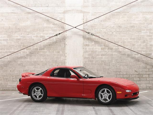 Picture of 1993 Mazda RX-7 Auction Vehicle Offered by  - PGUU
