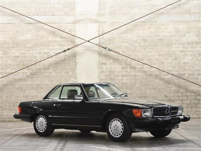 Picture of 1986 560SL located in Amelia Island Florida Auction Vehicle - PGUV