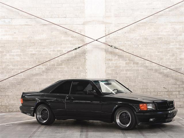 Picture of '89 Mercedes-Benz 560 SEC AMG 60 'Wide-Body' Auction Vehicle Offered by  - PGUW