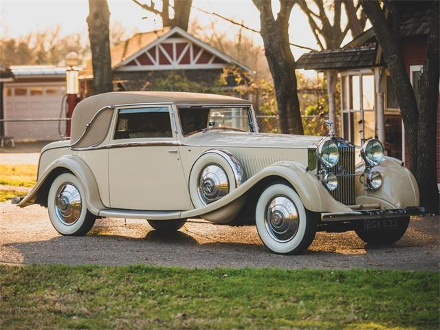 Picture of Classic '34 Phantom II Continental Close-Coupled Saloon located in Florida Auction Vehicle - PGV4