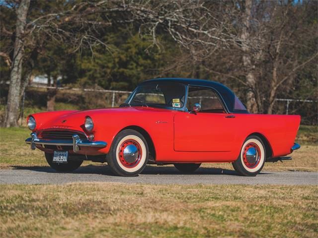 Picture of '60 Sunbeam Alpine Series I Auction Vehicle - PGVB
