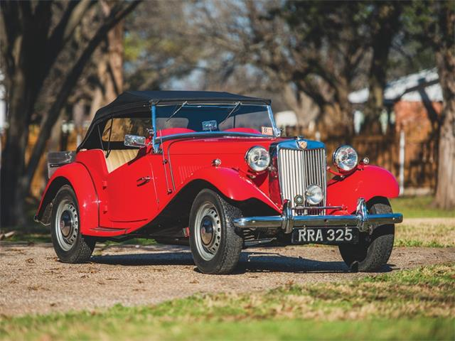 Picture of Classic 1951 MG TD located in Amelia Island Florida Auction Vehicle - PGVC