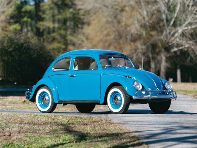Picture of Classic 1964 Volkswagen Beetle 'Sunroof' Sedan Offered by  - PGVK