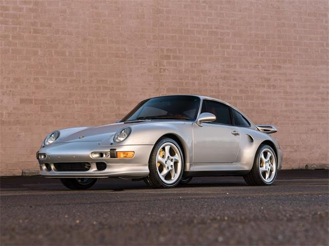 Picture of '97 911 Turbo S Auction Vehicle - PGVQ