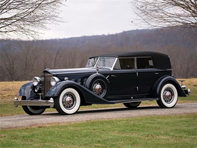 Picture of Classic 1934 Twelve Individual Custom Convertible Sedan Auction Vehicle Offered by  - PGVU