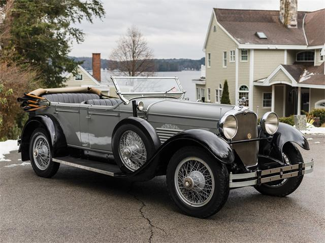 Picture of Classic 1928 Model BB Four-Passenger Speedster Auction Vehicle - PGVZ
