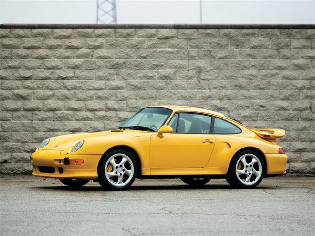 Picture of 1997 911 Turbo S located in Amelia Island Florida - PGW2