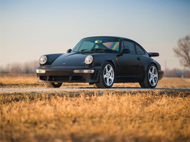 """Picture of 1991 Ruf CR4 """"Black Devil"""" located in Florida Auction Vehicle - PGW6"""