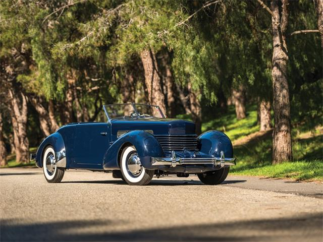 Picture of Classic '37 Cord 812 Auction Vehicle Offered by  - PGWD