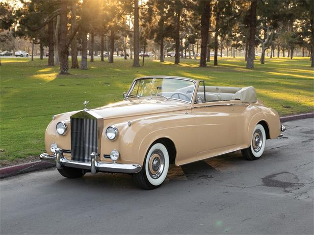 Picture of Classic '59 Silver Cloud I Drophead Coupe Auction Vehicle - PGWE