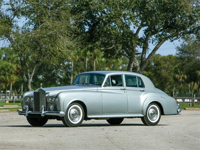 Picture of Classic '64 Rolls-Royce Silver Cloud III Saloon Auction Vehicle Offered by  - PGWF