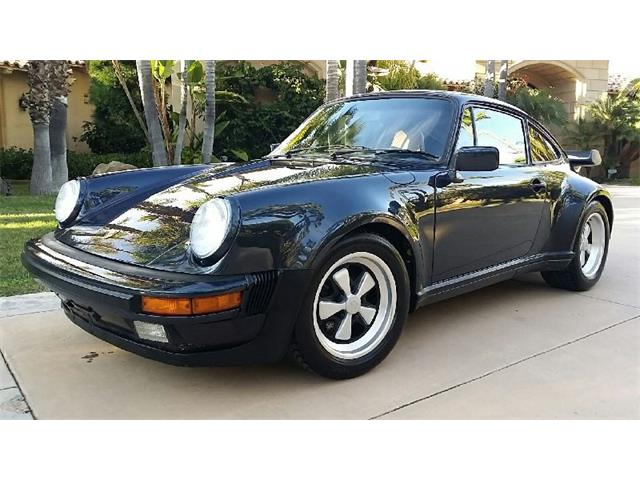 Picture of '87 Porsche 930 Turbo - PB4V
