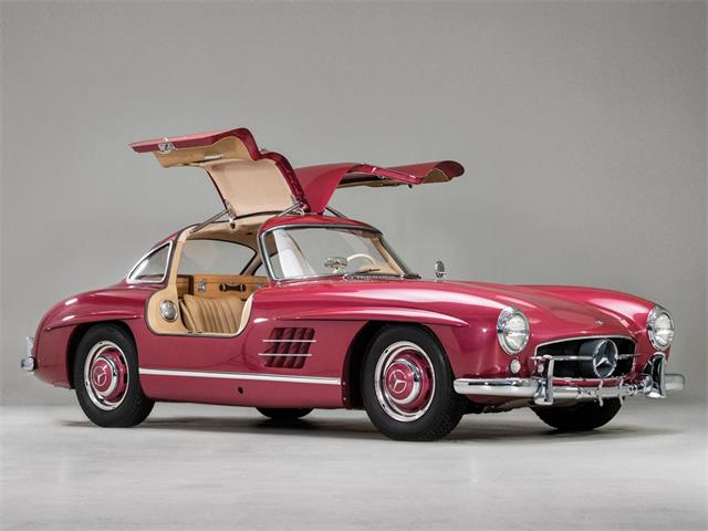Picture of 1956 300SL located in Amelia Island Florida Offered by  - PGWN