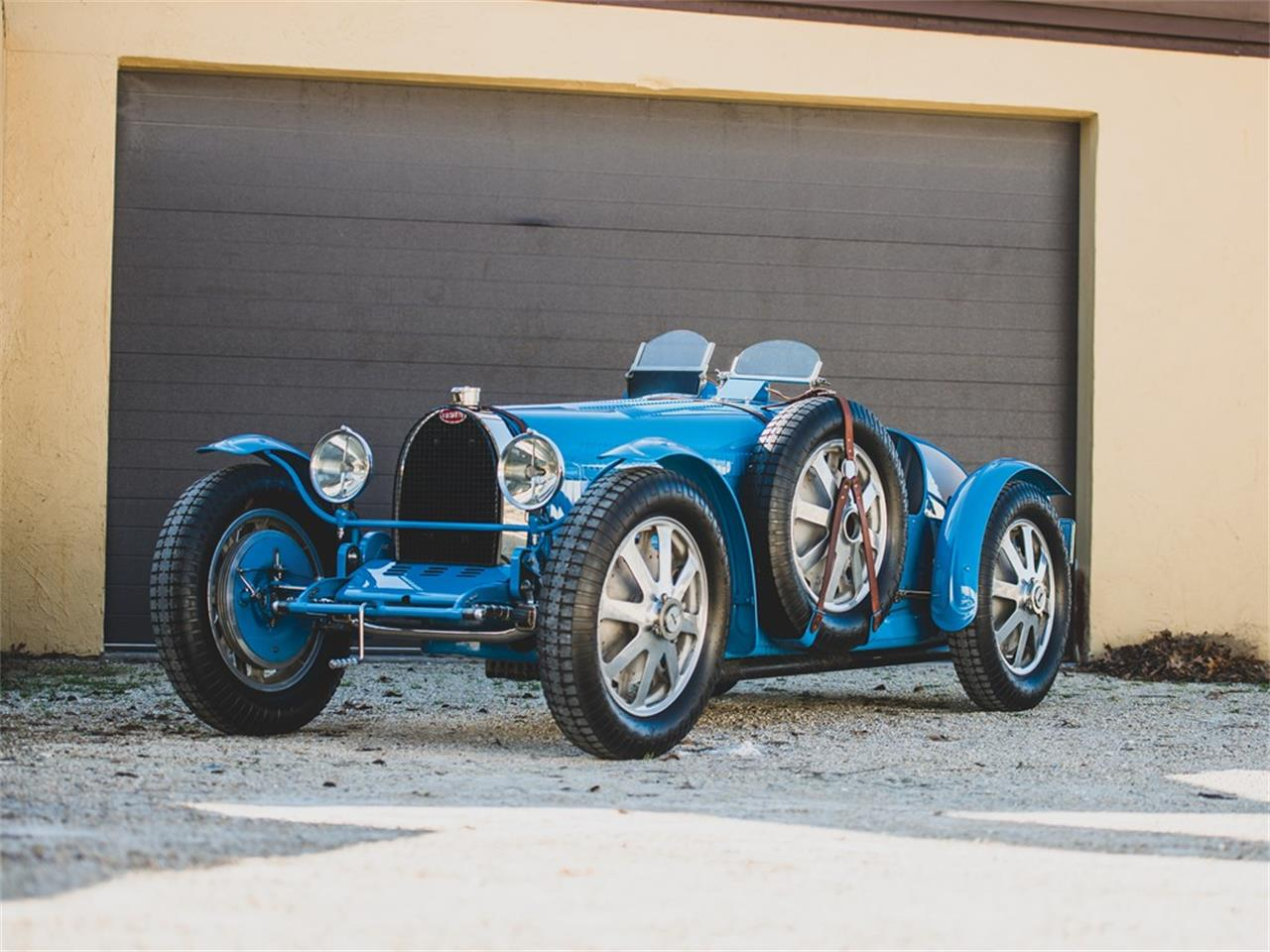 Large Picture of Classic 1933 Type 51 Grand Prix Offered by RM Sotheby's - PGWR