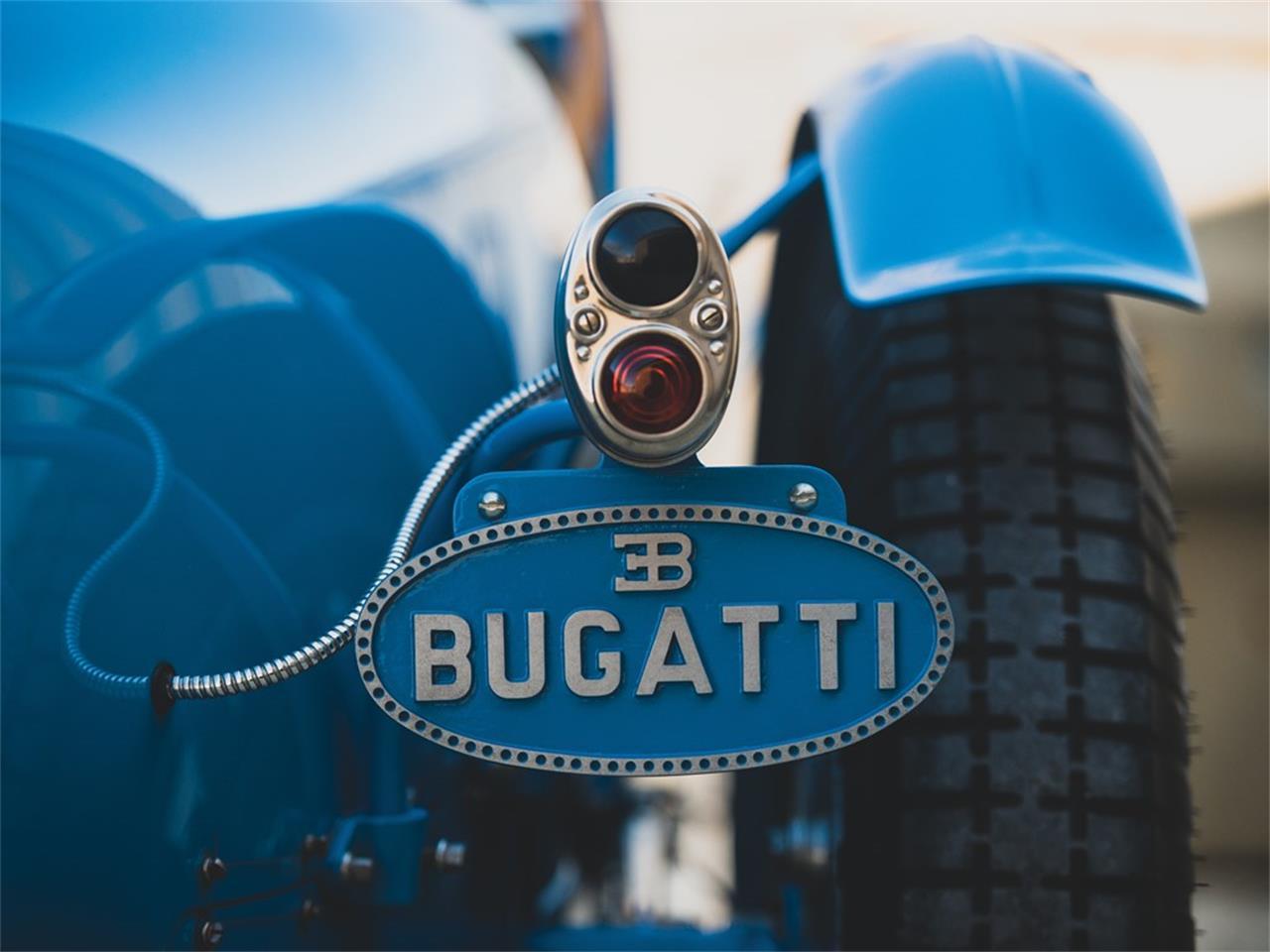 Large Picture of '33 Bugatti Type 51 Grand Prix located in Amelia Island Florida - PGWR