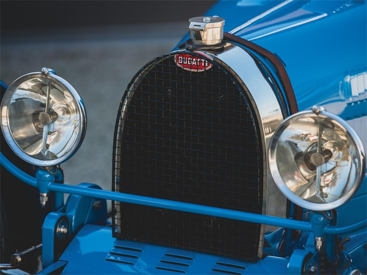 Large Picture of Classic 1933 Bugatti Type 51 Grand Prix Auction Vehicle - PGWR