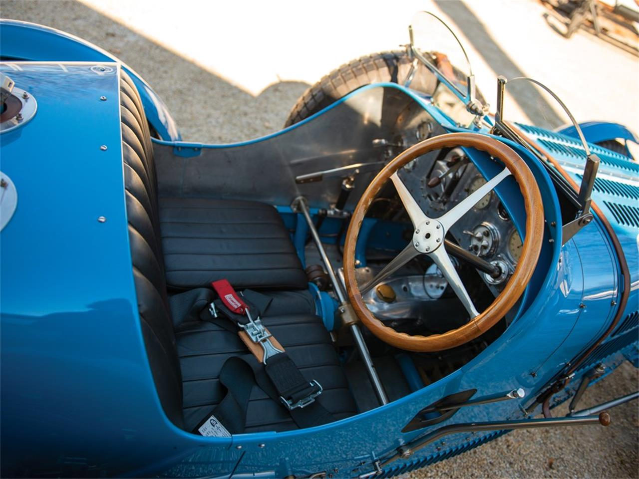 Large Picture of Classic '33 Type 51 Grand Prix Auction Vehicle Offered by RM Sotheby's - PGWR