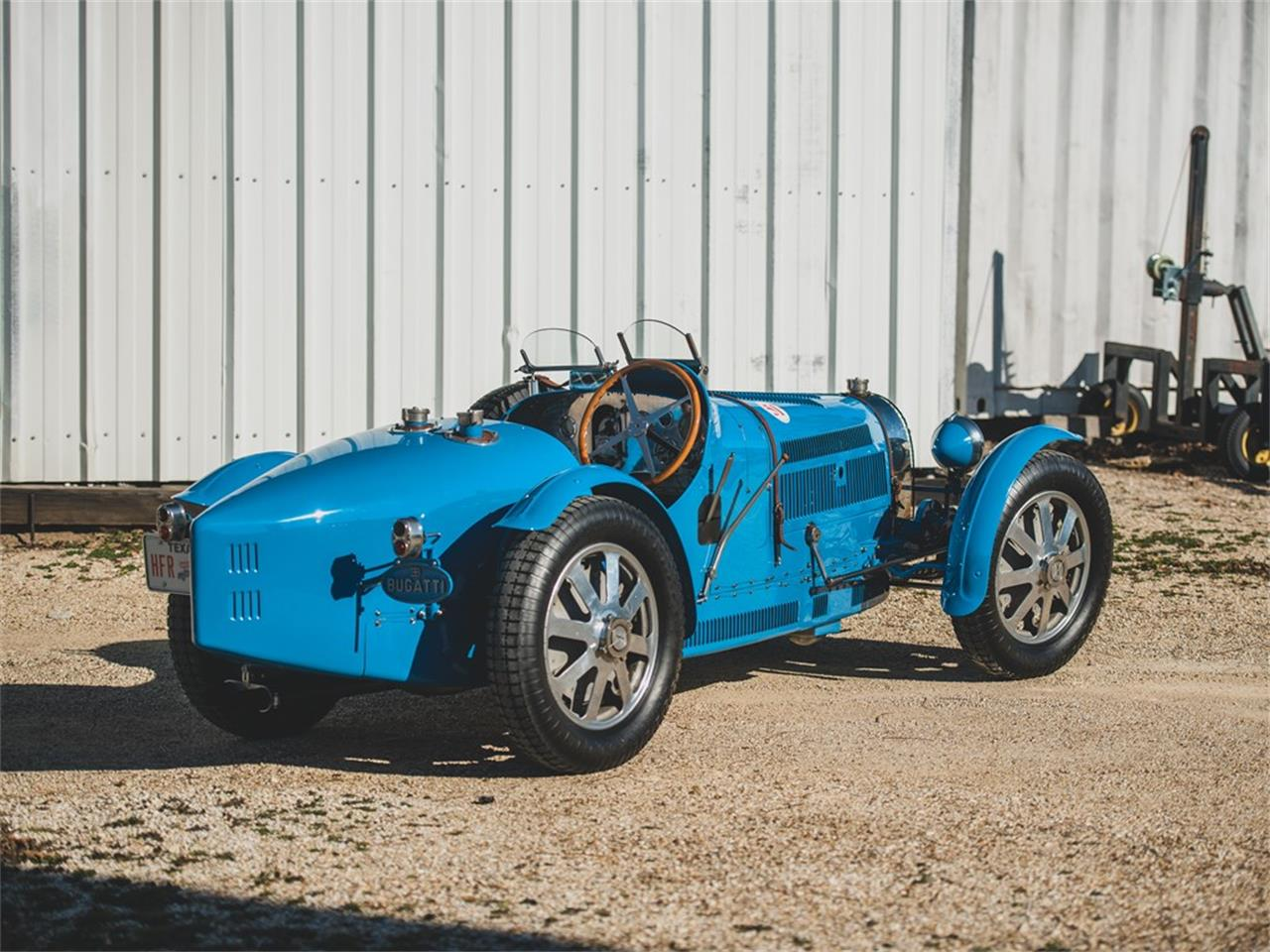 Large Picture of '33 Type 51 Grand Prix located in Florida Auction Vehicle - PGWR