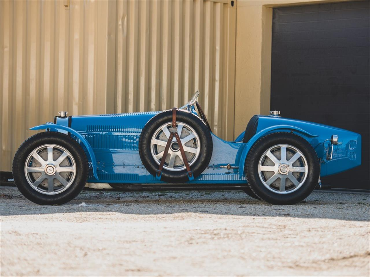 Large Picture of Classic 1933 Bugatti Type 51 Grand Prix located in Florida Auction Vehicle Offered by RM Sotheby's - PGWR