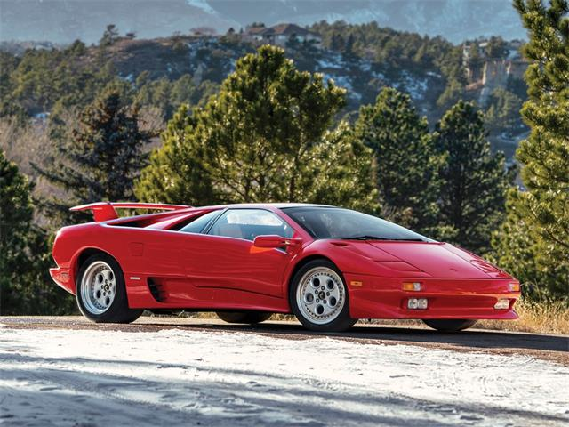 Picture of '91 Diablo located in Florida Auction Vehicle - PGWU