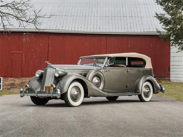 Picture of Classic 1936 Super Eight Phaeton - PGWX