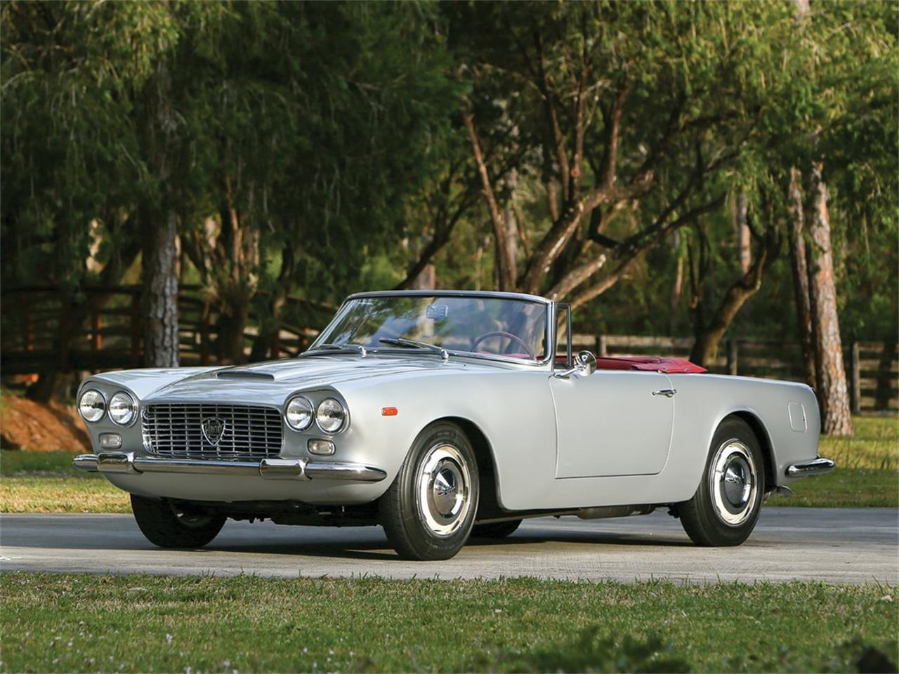 1963 Lancia Flaminia 3C 25 Cabriolet for Sale | ClassicCars