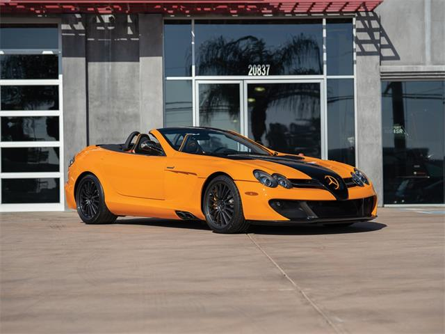 Picture of '09 SLR McLaren 722 S Roadster 'McLaren Edition' located in Amelia Island Florida Offered by  - PGWZ
