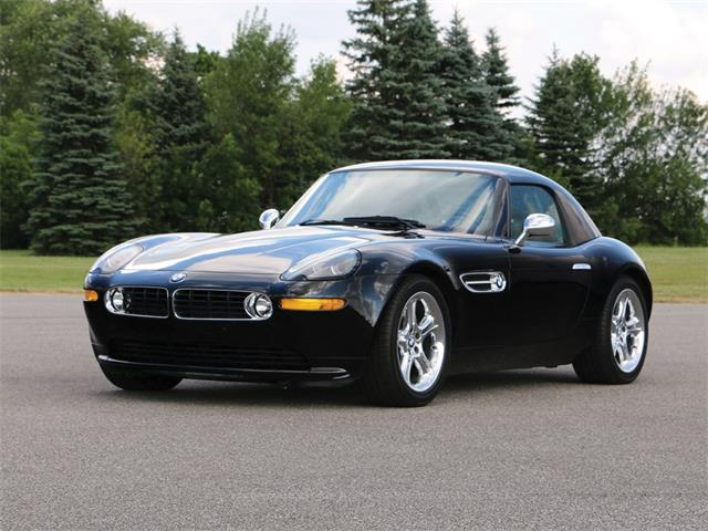 Picture of 2002 BMW Z8 Auction Vehicle Offered by  - PGX6