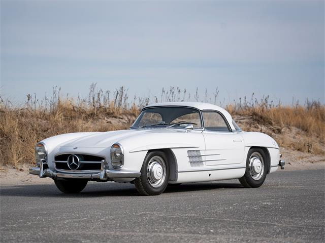 Picture of '59 300SL Roadster located in Amelia Island Florida Auction Vehicle - PGXC
